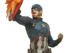 Captain America: Civil War Marvel Milestones Statue - Captain America