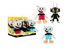 Plush: Cuphead Box of 6