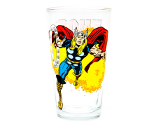 Marvel Comics Toon Tumblers Thor Pint Glass