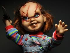 Child's Play Mega Scale Talking Chucky