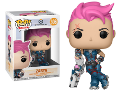 Pop! Games: Overwatch - Zarya