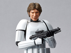 Star Wars Han Solo (Stormtrooper) 1/12 Scale Model Kit