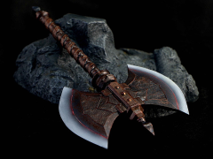 Battle Axe 1/6 Scale Accessory