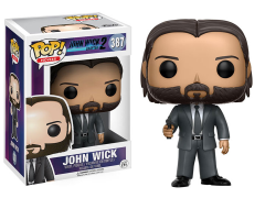 Pop! Movies: John Wick: Chapter 2 - John Wick