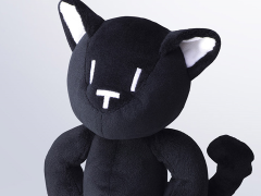 The World Ends With You: Final Remix Mr. Mew Action Doll