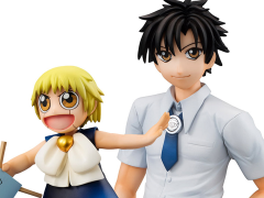 Zatch Bell! G.E.M. Figure Set Zatch & Kiyomaro