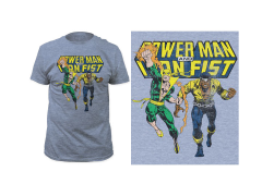 Marvel Power Man & Iron Fist T-Shirt