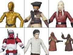 "Star Wars: The Black Series 3.75"" Wave 8 Set of 6"