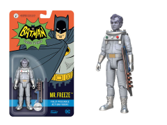 "DC Heroes Batman Classic TV Series Mr. Freeze (Chase) 3.75"" Action Figure"