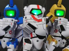 Robotech SD Vermillion Squad Set
