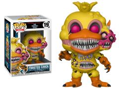 Pop! Books: Five Nights at Freddy's: The Twisted Ones Twisted Chica