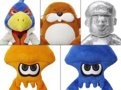 World of Nintendo Plush Wave 08 - Set of 5