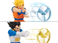 Dragon Ball Super Final Attack Figure - Set of 2