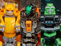 Transformers Studio Series Deluxe Wave 3 Set of 3 Figures