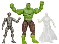 Marvel Legends Ultron, Hulk, & Vision Three Pack Exclusive
