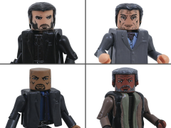 John Wick: Chapter 2 Minimates Box Set