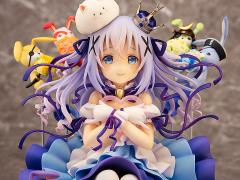 Is the Order a Rabbit? Chino & Rabbit Dolls 1/7 Scale Figure