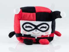 DC Comics Kawaii Cube Medium Plush - Harley Quinn