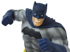 Dark Knight Returns Batman Bust Bank Blue PX Previews Exclusive