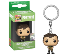Pocket Pop! Keychain: Fortnite - Highrise Assault Trooper