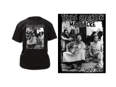 Texas Chainsaw Massacre Salad Days T-Shirt