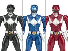 "Mighty Morphin Power Rangers Legacy 6"" Wave 4 Set of 3"