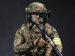 Russian Spetsnaz FSB Alpha Group 1/6 Scale Figure (Luxury Ver.)