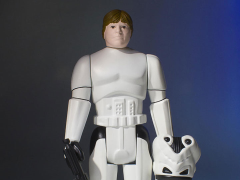 Star Wars Kenner Jumbo Figure Luke In Stormtrooper Disguise (Power of The Force)