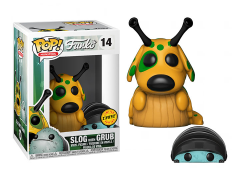 Pop! Monsters: Wetmore Forest - Slog With Grub (Chase)