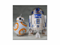 Star Wars R2-D2 & BB-8 (Weathered) Premium 1/10 Scale Figures