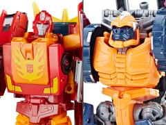 Transformers Power of the Primes Leader Wave 3 Set of 2 Figures