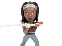"The Walking Dead Metals Die Cast 4"" Michonne Figure"
