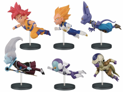 Dragon Ball Super World Collectable Figure Volume 05 - Set of 6