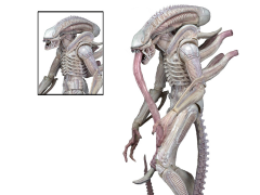 Alien Series 09 Concept Albino Alien Figure