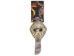 Friday the 13th Jason Mask and Machete Set