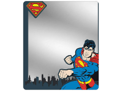 DC Comics Superman (Punching) Locker Mirror