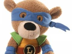 "TMNT 13.5"" Plush Teddy Bear - Leonardo"