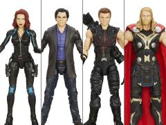Avengers: Age of Ultron Marvel Legends Four Pack Exclusive