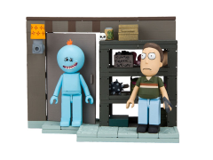 Rick and Morty Small Construction Set - Smith Garage Rack