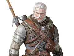 "The Witcher III Wild Hunt 8"" Figure - Geralt Ursine Grandmaster"
