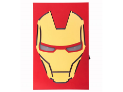 Marvel Iron Man GLOBOX Superhero Wall Light