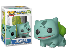 Pop! Games: Pokemon - Bulbasaur