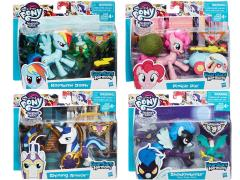 My Little Pony Guardians of Harmony Wave 1 Set of 4