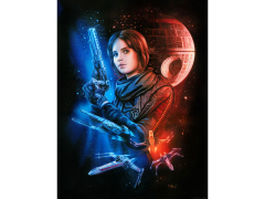 Star Wars Mission for Hope Lithograph