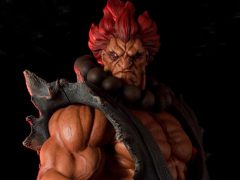 Street Fighter Akuma 1/4 Scale Statue