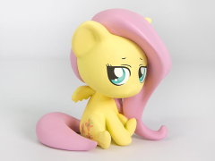 My Little Pony Chibi Vinyl Series 2 Fluttershy Figure