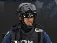 "NYPD Emergency Service Unit (ESU) ""K-9 Division"" 1/6 Scale Figure"
