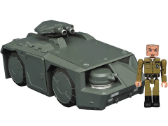 Alien Minimates Deluxe Armored Personnel Carrier (APC) With Lt. Gorman
