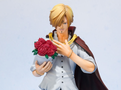 One Piece FiguartsZERO Sanji (Whole Cake Island Ver.) Exclusive