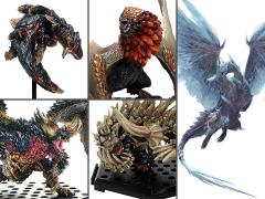 Monster Hunter Capcom Figure Builder Standard Model Plus Vol.14 Box of 6 Figures